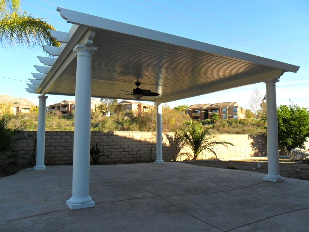 Freestanding Patio Covers In The Greater Sacramento Area