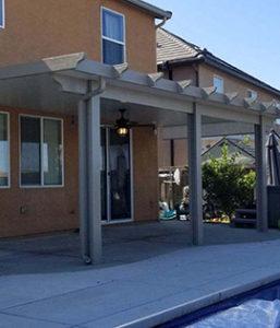 aluminum patio covers Sacramento